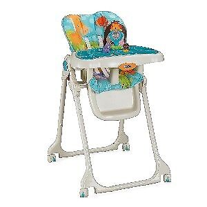 Fisher Price Easy Fold Highchair - for sale