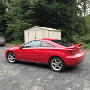 2004 Toyota Celica GTS Coupe (2 door)