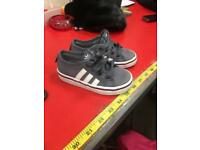 Baby Adidas Trainers Size 6