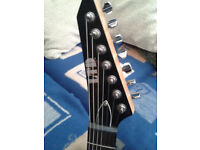 7 STRING Electric Guitar