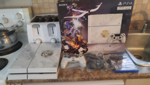 Limited Edition Destiny Taken King PS4 System With Destiny Game!