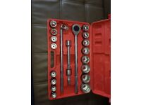 21PCS SOCKET WRENCH SET 19-50mm