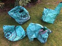 12 Council Recycling Bags (free)