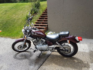 2007 Yamaha Virago in great condition