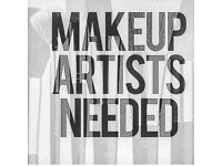 Makeup Artist needed