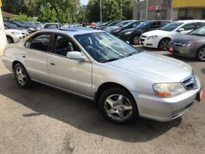 2003 Acura TL AUTO/LEATHER/ROOF/ALLOYS/ CLEAN