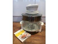 Russell Hobbs halogen oven cooker