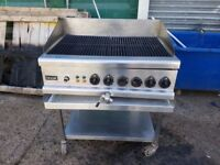 commercial lincat electric grill peri piri grill BBQ grill 3 phase very powerful