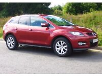 2008 Mazda 2.3 CX-7 Luxury SUV with Full Leather and High Spec