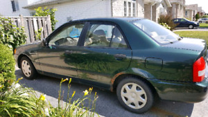 2002 Mazda Protege  AS IS