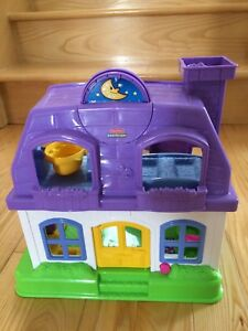 Maison interactive Fisher Price