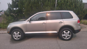 Just reduced! Like New 2006 VW Touareg