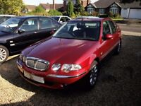2001(51) Rover 45 1.6 Impressions Very Low Mileage 51k Copperleaf Red 5dr Hatch