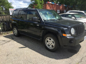 2010 JEEP PATRIOT 4X4 NORTH