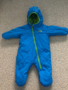 The North Face Infant Insulated Toasty Toes Bunting