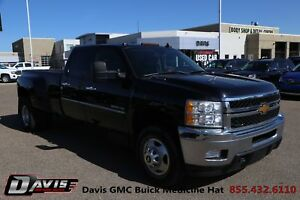 2013 Chevrolet Silverado 3500HD LTZ Dually