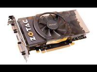 Gts 250 Eco graphics card
