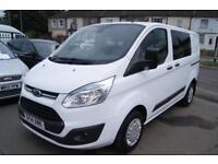 Ford Transit Custom 270 Trend Lr Dcb (white) 2014
