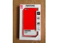 Apple iPhone 6+ Pantone Case, Fiesta Red BRAND NEW BOXED