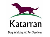 Dog Walking, Pet Sitting, Pet Taxi. Friendly and reliable Service. Fully Insured