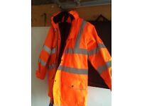 Portwest 7 in 1 hi vis jacket
