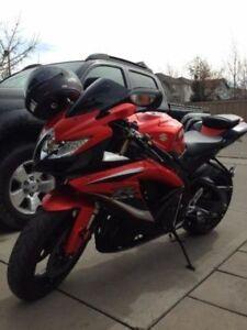 09 GSX-R 600 Low Km $4500