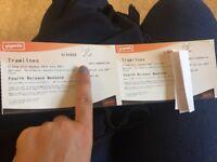 Tramlines weekend festival tickets