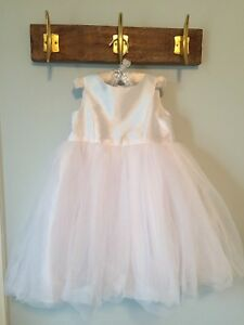 Tea Length Flower Girl Dress 3T