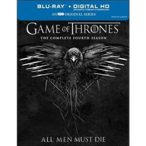 Moving - Game Of Thrones Complete Fourth Season Blu-Ray