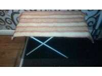 folding table sold wooden