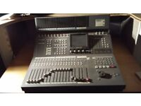 16 chanell digital mixer updated version all cards are in machine