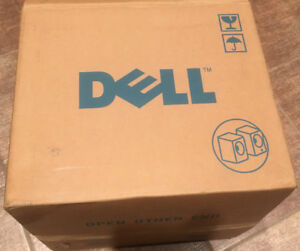 **BRAND NEW IN BOX** DELL 5.1 MULTIMEDIA SPEAKERS WITH SUBWOOFER