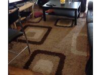 2m vs 3m Rug for living room