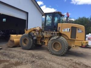 2007 CAT 928GZ WHEEL LOADER TRACTOR