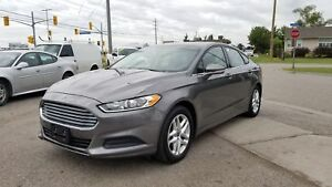 2014 Ford Fusion SE - No Accidents, Bluetooth, Factory Warranty