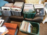 HUGE COLLECTION OF 500+ CLASSICAL MUSIC VINYL RECORD LPS DEECA EMI COLUMBIA ETC