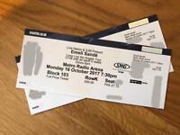 Emile Sande Concert Tickets Newcastle