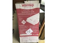 Warmup cement coated insulation boards 1250x600x10mm
