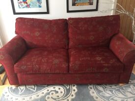 Bollingbrooke and Wenley Sofa Bed - Double