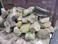 Sand stone for sale have loads