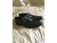 Size 9.5 shoes