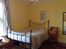 Double bedroom for rent in lovely 3-bed house in Gilesgate