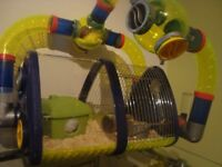 Rotastak Hamster Cages