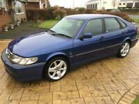 SAAB 9 3 AERO (HPT) 5 DOOR ELECTRIC BLUE