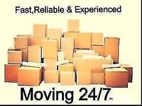 Moving 24/7 * Fast,Reliable & Experienced*