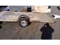 Caravan Chassis/trailer