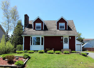 NEW PRICE - Charming Cape Cod with Garage, Colby Village
