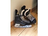 CCM 42k PUMP Ice Hockey Skates - Condition; Used ONCE, like new.