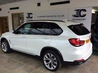 BMW X5 XDRIVE25D SE (white) 2014-09-10