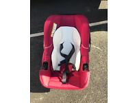 Mothercare Newborn Car Seat Like New VGC RRP £50